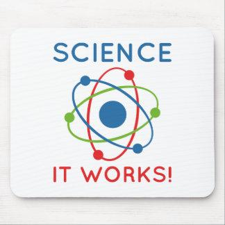 Mousepad Ciência que trabalha!