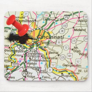 Mousepad Cincinnati