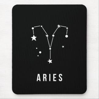Mousepad Citações do sinal do zodíaco do Aries