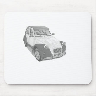 Mousepad Citroen 2CV6 Charleston