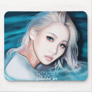 Mousepad CL 2NE1