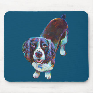 Mousepad Cocker spaniel bonito por Robert Phelps