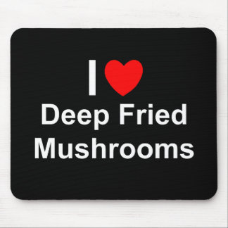 Mousepad Cogumelos fritados