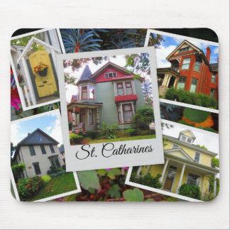 Mousepad Colagem da foto do St. Catharines