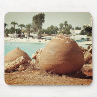 Mousepad coleção do viagem. Chipre