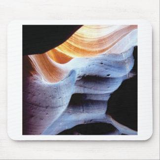 Mousepad Colisões e protuberâncias nas rochas