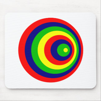 Mousepad Colorful
