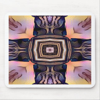 Mousepad Colunas simétricas bonito