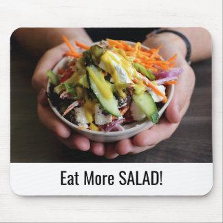 Mousepad Coma mais salada!