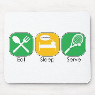 Mousepad Coma o tênis do sono
