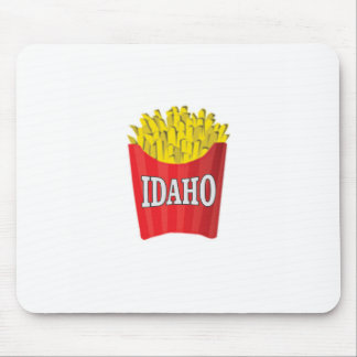 Mousepad Comida lixo de Idaho