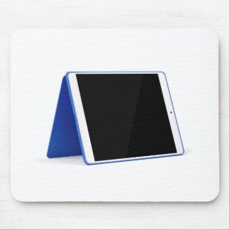 Mousepad Computador da tabuleta no branco