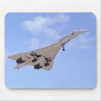Mousepad Concorde G-BOAF