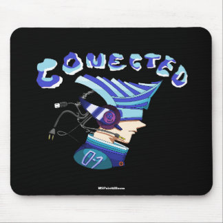 Mousepad conected