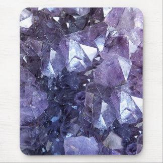 Mousepad Conjunto de cristal Amethyst