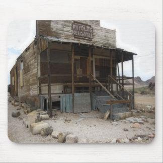 Mousepad Construção mercantil do Rhyolite