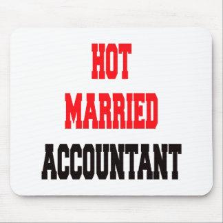 Mousepad Contador casado quente