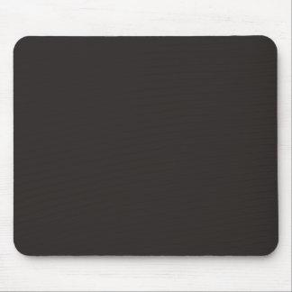 Mousepad Cor preta principal considerável