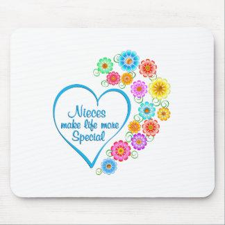 Mousepad Coração do Special das sobrinha