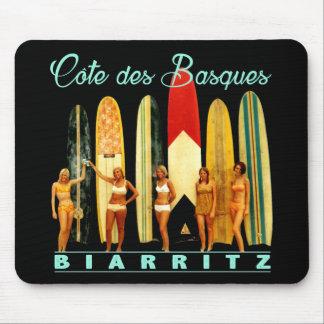 Mousepad Costa dos Basco Biarritz