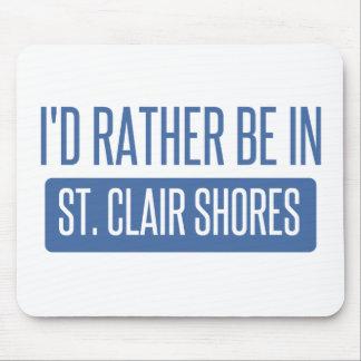 Mousepad Costas do St. Clair