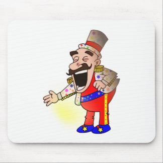 Mousepad Cozinheiro chefe do circo