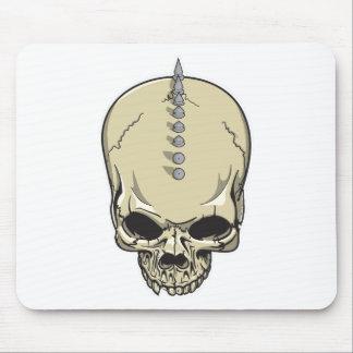 Mousepad Crânio do ponto