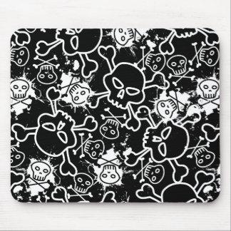 Mousepad Crânios dos grafites