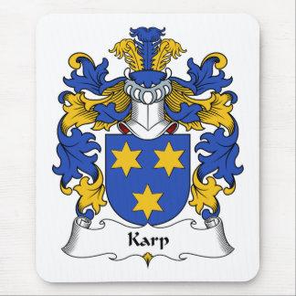 Mousepad Crista da família de Karp