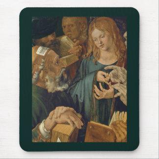 Mousepad Cristo entre os doutores c1506
