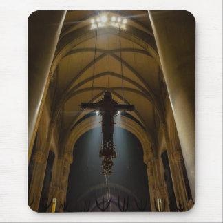 Mousepad Crucifixo de suspensão