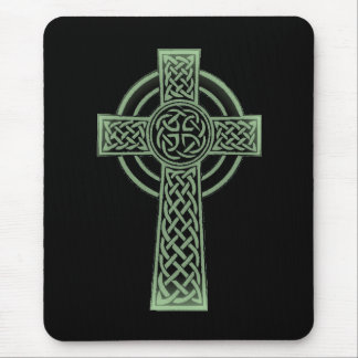Mousepad Cruz celta