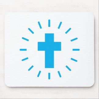 Mousepad Cruz do Jesus Cristo