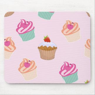Mousepad Cupcakes e muffin