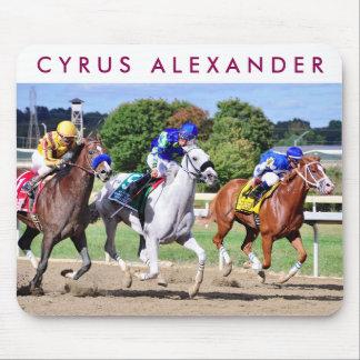 Mousepad Cyrus Alexander, Mr.Jordan & Res Judicata