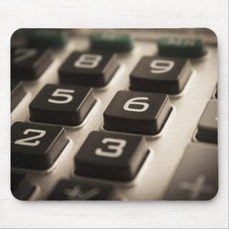 "Mousepad Da ""Fim-Acima calculadora """
