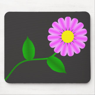 Mousepad da flor