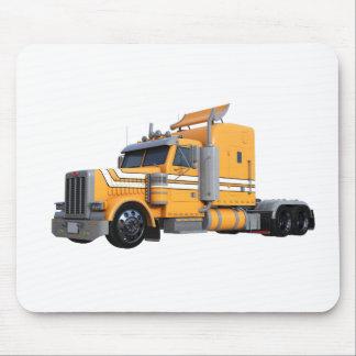 Mousepad Da laranja reboque de tractor semi