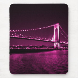 Mousepad da ponte dos estreitos de Verrazano