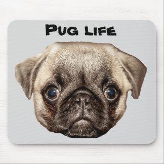 Mousepad da vida do Pug