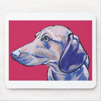 Mousepad dachshund