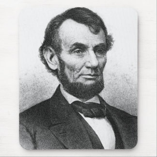 Mousepad Daguerrotype - Abraham Lincoln