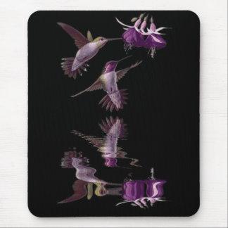Mousepad Dança do colibri