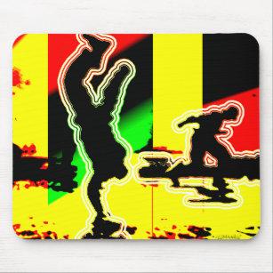 Mousepad Dança Hip Hop da rua
