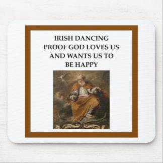 Mousepad dança irlandesa