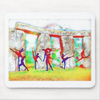 Mousepad Dançarinos em Stonehenge
