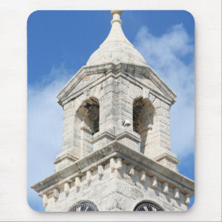 Mousepad de Bermuda Clocktower