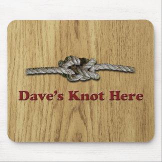 Mousepad De Dave do nó SHORT aqui - Multi-Produtos