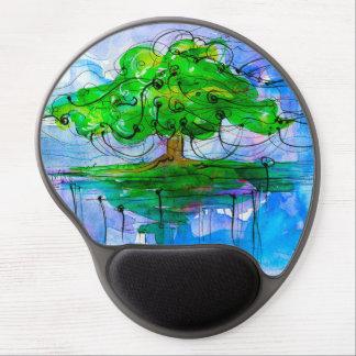 Mousepad De Gel A árvore de vida