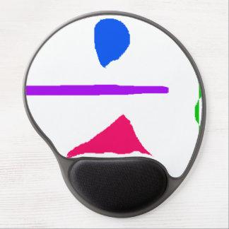 Mousepad De Gel A beleza é uma ilusão